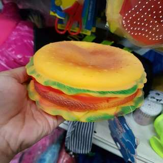 Hamburger Smart Pet Toy