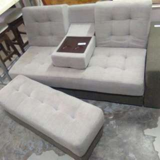 japans fabric cover sofa bed