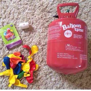 Helium Gas Balloon Package For Party/Event/Celebration From $17
