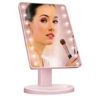 16 LED Lights Touchscreen Vanity Mirror