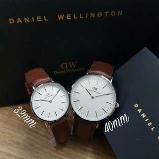 DW leather couple