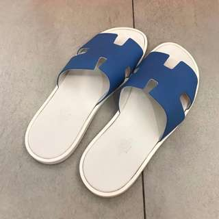 Authentic Hermes Men Izmir Sandal (EU41)
