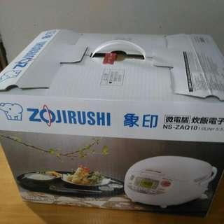 象印 NS-ZAQ10 炊飯電子鍋 1L 電飯煲