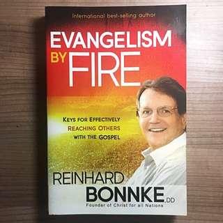 Evangelism by Fire, Reinhard Bonkke
