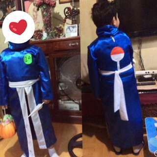 Uchiha Obito Halloween Costume