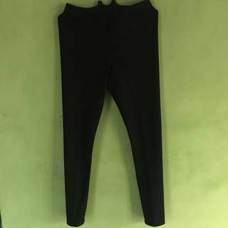 High waist legging black H&M Basic / HnM Basic