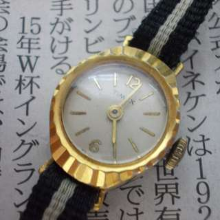 Vintage Timex Lady Handwind Watch