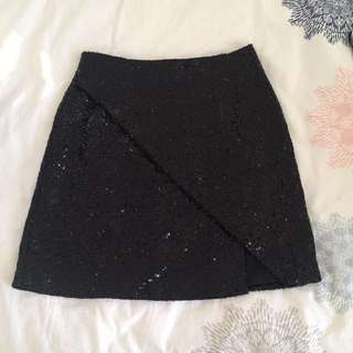 Keepsake Sequin Skirt size S