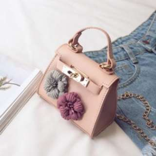 Handbag Flowered Mini Kid's Bag