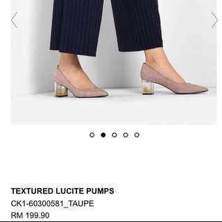Charles & Keith (size 39)