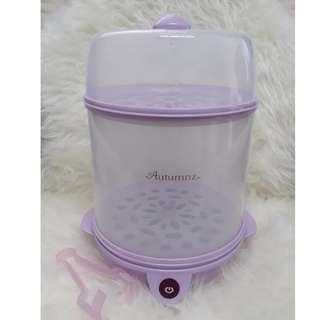 Autumnz 2 in 1 Electric Steriliser & Food Steamer Read