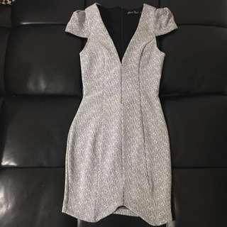 Size 8 Rose Pattern Dress