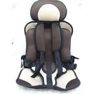 Portable Kids Car Safety Seat Cushion Seater