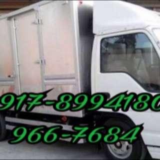 Lipat Bahay Truck/ For Rent