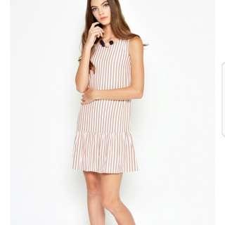Love and Bravery dropwaist dress