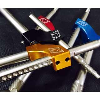 K-Tuned Adjustable Pro Circuit shifter Civic & Integra EF/EGEK/DA/DC Red/Blue/Gold  model 37126