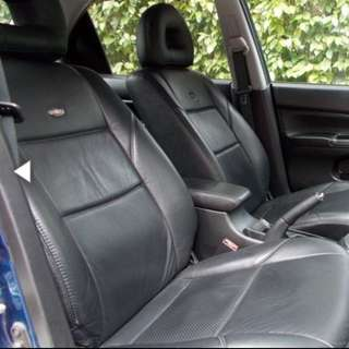 Lancer CS3 Ralliart leather seats (front)
