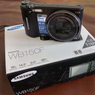 Camera Samsung WB150F