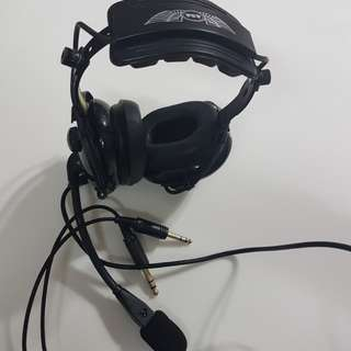 ASA Aviation Headset
