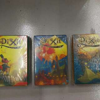 Dixit Expansion (chinese)