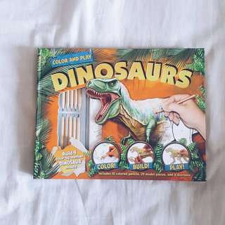 DINOSAURS (Activity Book)