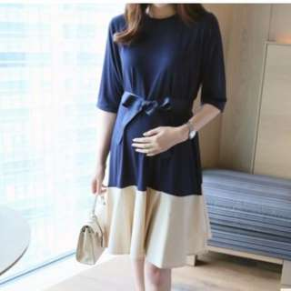 Brand New Ready Stock Versatile Maternity and Nursing Dress for office and causal setting