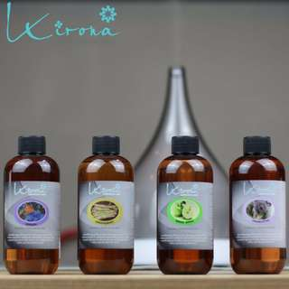 KIRONA CONCENTRATE. Water Based Essential Oil. Pure Essential Oils with 100% Botanical Extracts.