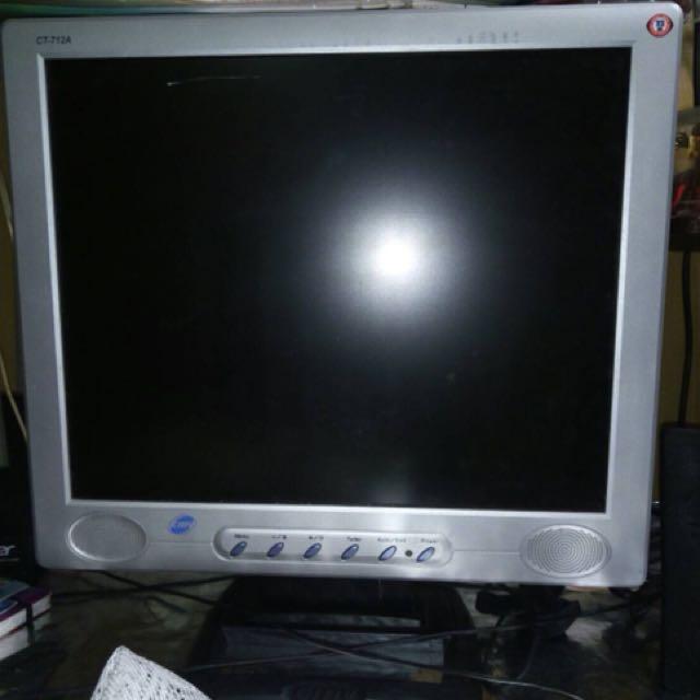 17吋液晶螢幕 液晶顯示器