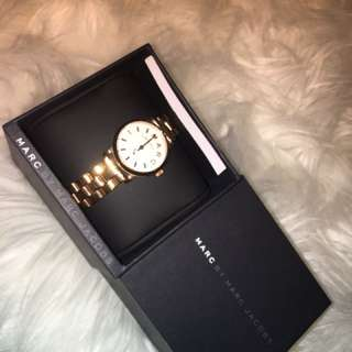 Authentic Marc Jacobs Baker Watch Mini