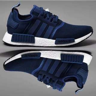 Adidas NMD R1 Blue Night BY3016 Limited Stock
