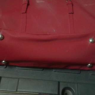 Red tote bag ( Large)