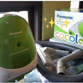 Vaccum Cleaner Panasonic MC-CG 300