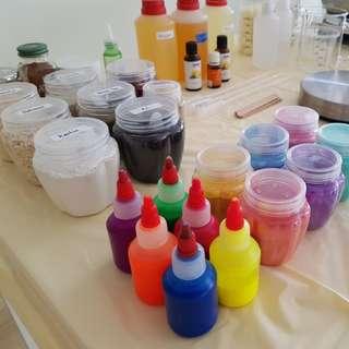 Soap Crafting Workshop