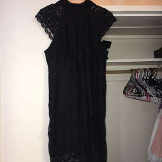 Lace dress from mirrou