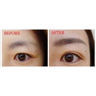 Specia❤️6D Korean eyebrow With Free Eyelash Extension❤️