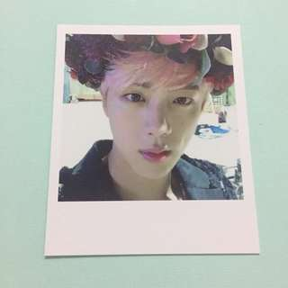 [WTS] BTS WINGS Jin photocard