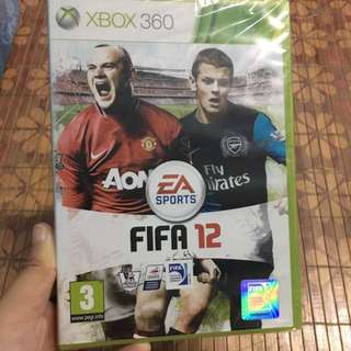 FIFA 12 - XBOX 360 Games Official FIFA Product