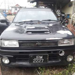 Toyota se limited enjin supercas ( 0172635395 )