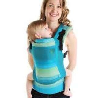 Chimparoo trek baby carrier