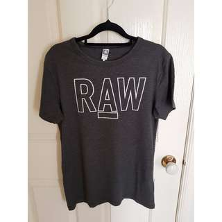 G Star Raw T shirt slim fit Size SMALL