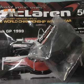 F1 Mclaren Car Collectible (complete set)