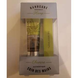 The Body Shop - Hemp Mini Manicure Set