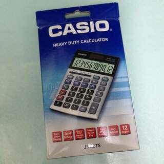 全新 Casio 12 Digi 計數機