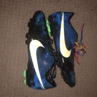 Mercurial Nike football boots