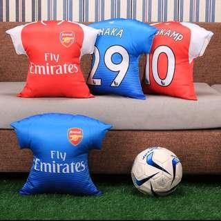Arsenal Jersey Pillow