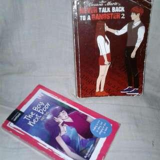 Never Talk Back 2 & The Boy Next Door 2
