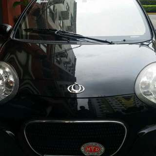 Geely panda 1.3 all power. 47 KM. Year 2013