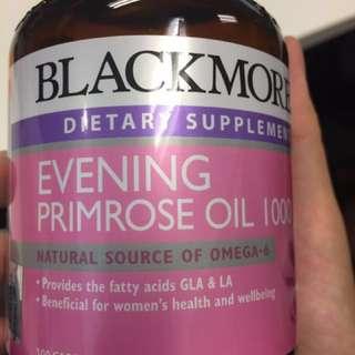 Blackmores Evening Primrose Oil 100's