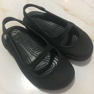 Oric crocs c7 (black)