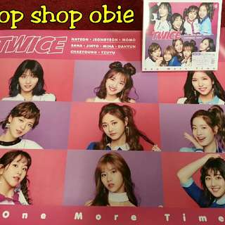 #TWICE ONE MORE TIME